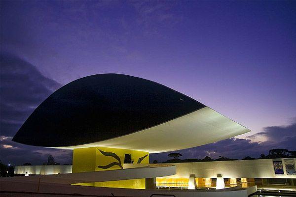 Museu Oscar Niemeyer, Brazil