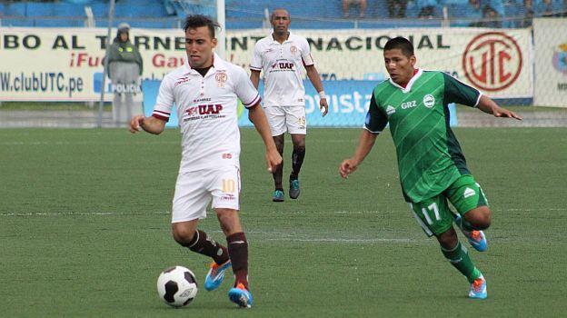 UTC vs. Los Caimanes en vivo desde Cajamarca por el Torneo Clausura #Depor