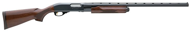 Remington 870 Wingmaster.  The one that set the standards.