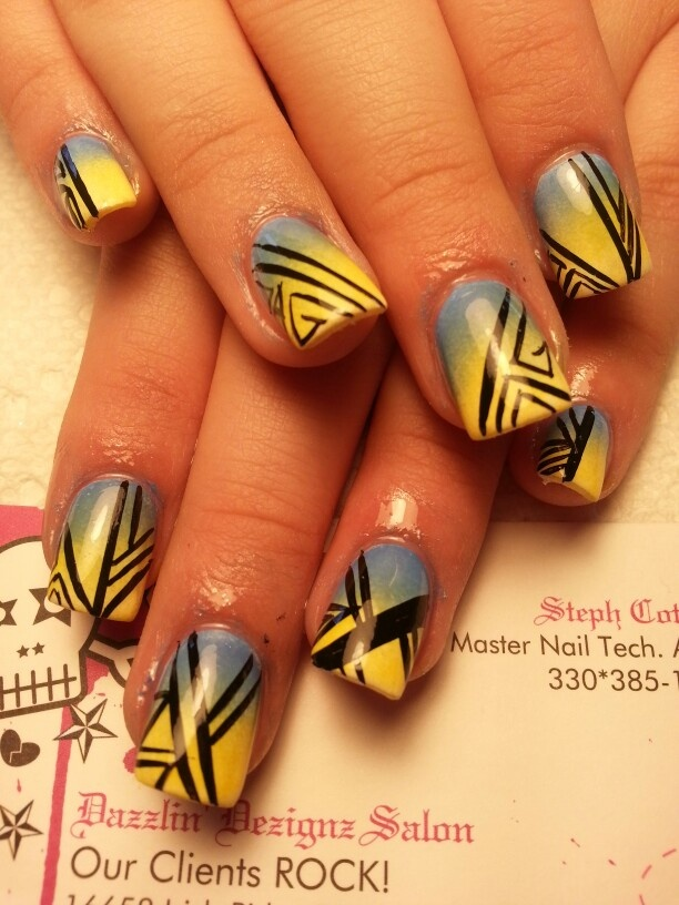 120 best wicked nail art images on pinterest wicked nail art yea wickednail art prinsesfo Image collections