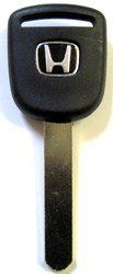2004 04 Honda Odyssey Uncut Transponder Key by Honda. $21.53. HIGH SECURITY 'CHIP KEY' - By now, most people know their vehicle's high-tech keys are expensive at the car dealers-  Now, you can get high-tech keys from us at a fraction of the cost. How does the high-tech key work? The key contains a tiny embedded electronic chip called a transponder. Each transponder has its own unique code--it's the key's 'fingerprint'. When the key is inserted into the ignition and turned, the...
