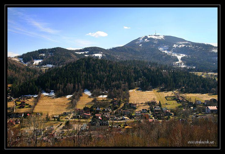 Panorama Szczyrku