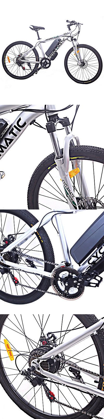 Electric Bicycles 74469: Cyclamatic Power Plus Cx1 Electric Mountain Bike -> BUY IT NOW ONLY: $599.99 on eBay!