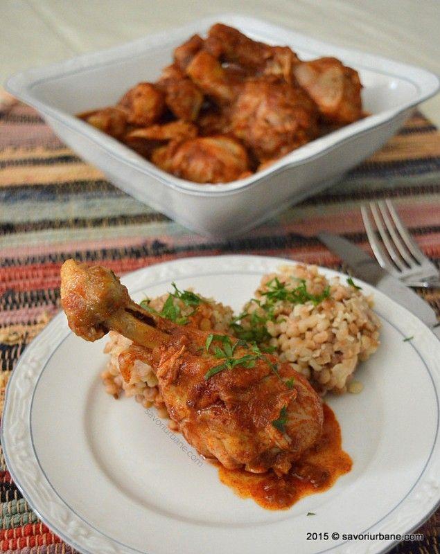 Papricas de pui la slow cooker Savori Urbane (4)