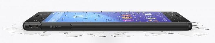 """SONY Xperia M4 Aqua E2303 4G 8GB Negro -- 215 € Tamaño de pantalla: 5 """" Memoria int .: 8 GB, 2 GB de RAM http://www.materialdirecto.es/es/moviles-libres/71741-sony-xperia-m4-aqua-e2303-4g-8gb-negro.html"""