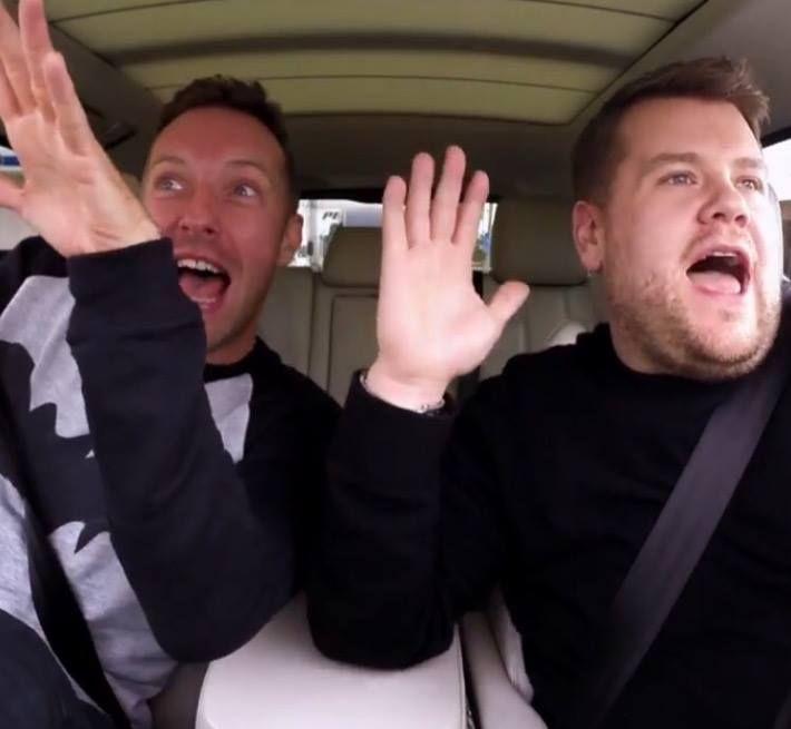 Superbowl 2016 Carpool Karaoke: Coldplay & James Corden Sings David Bowie Tribute [Video] - http://www.australianetworknews.com/superbowl-2016-carpool-karaoke-coldplay-james-corden-sings-david-bowie-tribute-video/