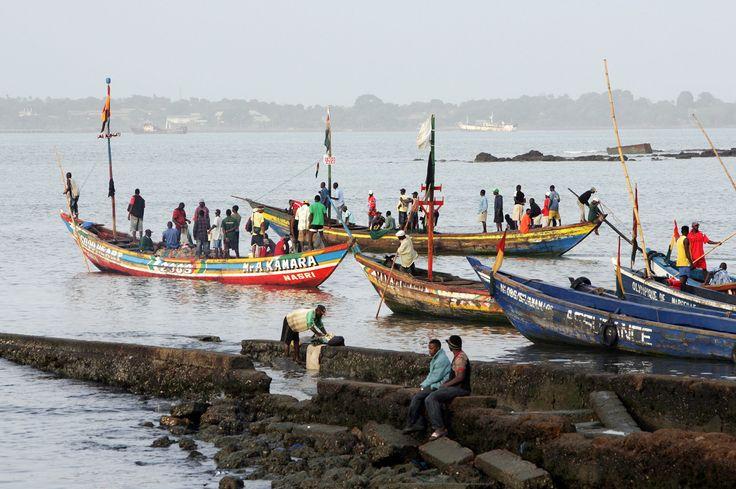 Conakry (República de Guinea)  - Ciudades que van a triunfar en 2017