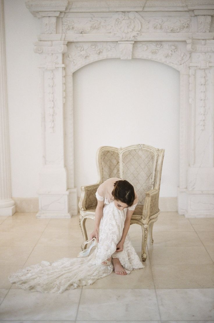 Fine Art Wedding Inspiration at Chateau Cocomar | Photography by Christine Gosch