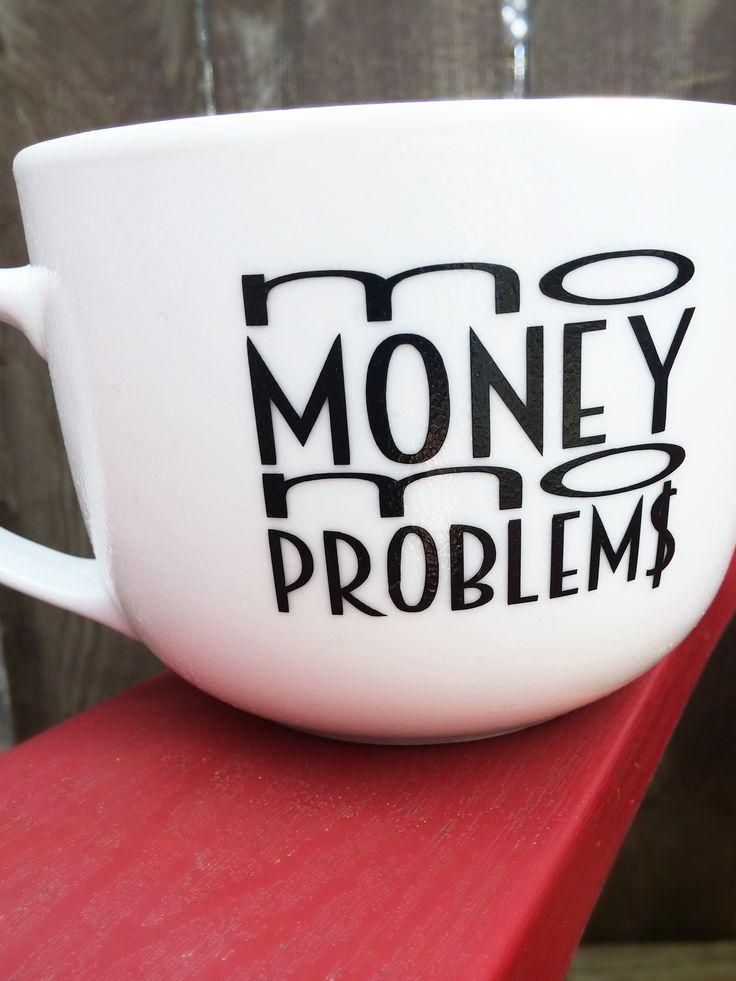 Mo Money Mo Problems mug - ceramic mug, Notorious B.I.G., Biggie
