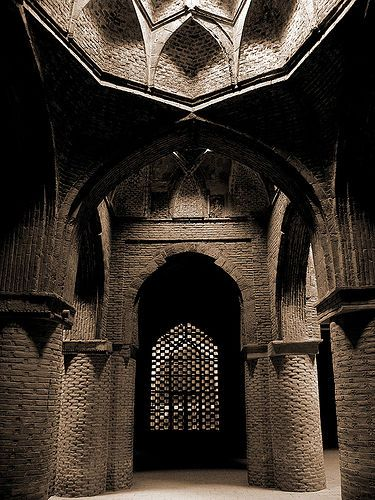 kithara shop Jameh Mosque  Isfahan An architectural expression of Seljuk rule in Persia  1038 1118