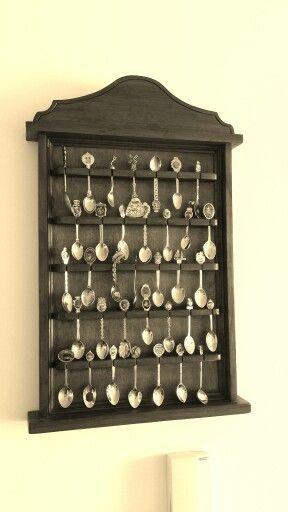 Para la colección de cucharillas