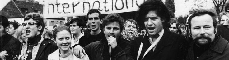 Die 68er-Bewegung - Dossier (inkl. Videos)