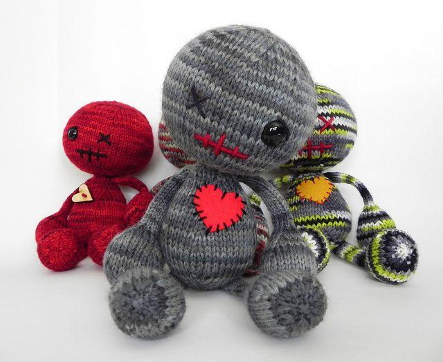 Voodoo you love me? by No Knit Sherlock! via Ravelry