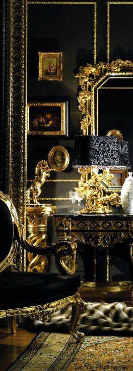 Black ⚜  Gold Essence ♦︎♦︎ from my board: https://www.pinterest.com/sclarkjordan/black-gold-essence/