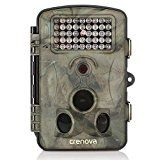 #2: Crenova Game and Trail Hunting Camera 12MP 1080P HD With Time Lapse 65ft 120° Wide Angle Infrared Night Vision 42pcs… #photography #ad