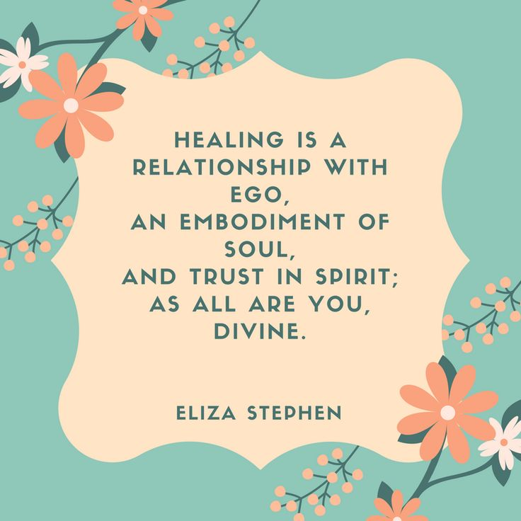 Healing is a relationship with ego, an embodiment of soul, and trust in spirit; as all are you, divine. - Eliza Stephen  #RSL #RSLEliza #RSLTeam #riseshinelove #connection #healing #wellness #spiritualalchemy #nurture #ego #trust #divine