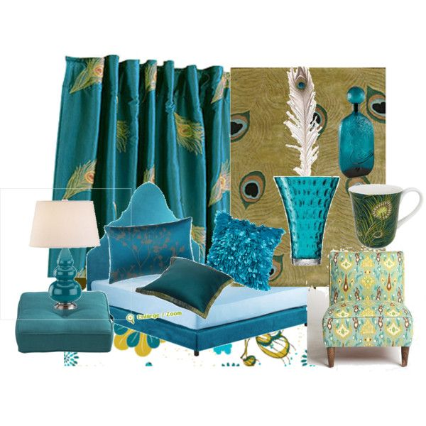 9 best peacock feathers in vases images on pinterest for Peacock bedroom ideas