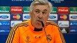 Carlo Ancelotti (Real Madrid CF)