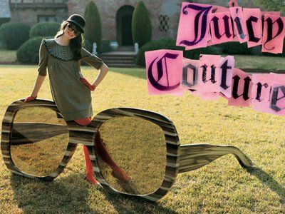 Juicy Couture | Juicy Couture , the label that made matchy velour tracksuits a trend ...