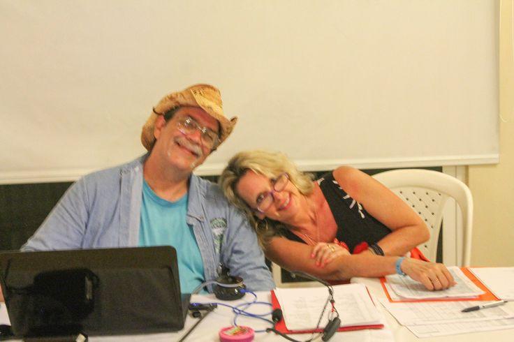 Tom Dailey & Kelly Albro
