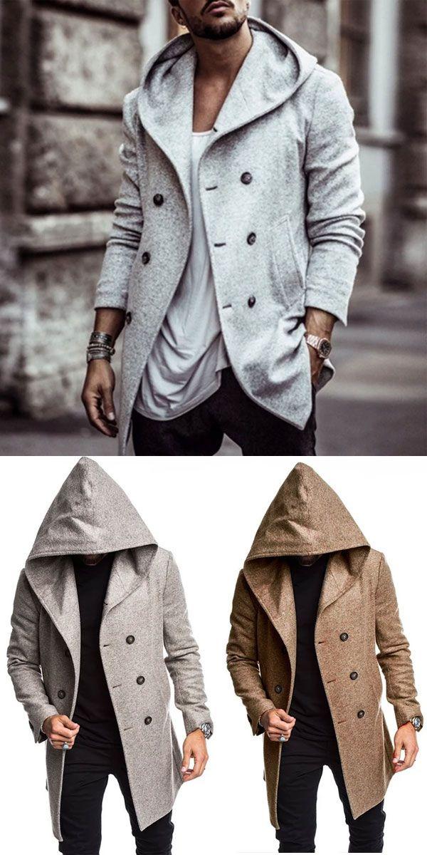 Men's Coat – Andy Empereur