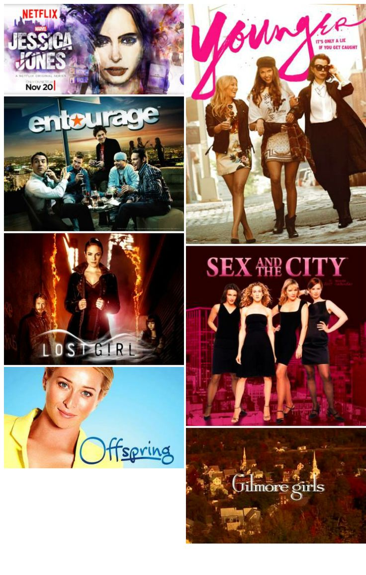 Series that I love