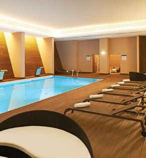 Spa at VidaMar Algarve Resort The Spa provides you with treatments and relaxation programmes which have been designed with your well being in mind. There are also a selection of classes available ranging from Yoga to Meditation. #ABTAEarlybird