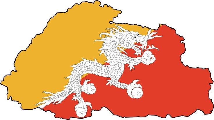 Httpsipinimgcomxdddfee - Bhutan map quiz