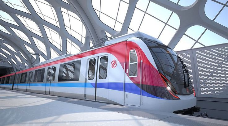 #HYUNDAI ROTEM - metro salvador - BR