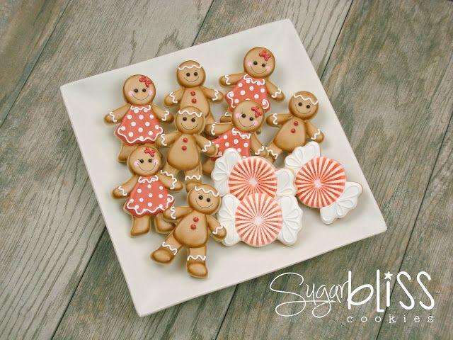 SugarBliss Cookies: SugarBliss Gingers