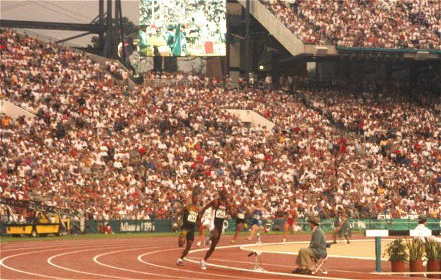 JO Atlanta 1996 - 4x400m