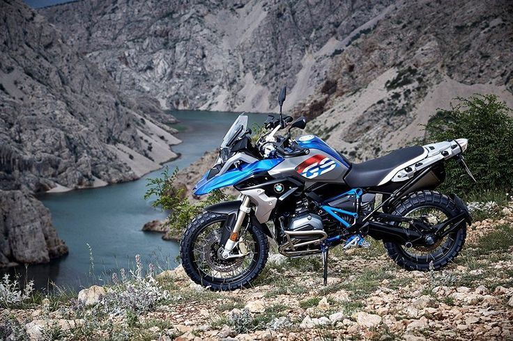 Bmw S New 2017 R 1200 Gs Gets Updated Fairings And Added Optional Electronic Functions Em 2020 Bmw Nova Bmw F1200 Bmw