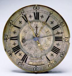 Часы Regulateur