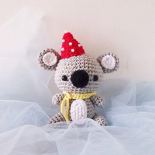 Amigurumi Koala Keychain : 1000+ images about Amigurumi on Pinterest Miniatures ...