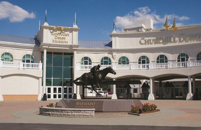 Kentucky Derby Museum located at Churchill Downs, Louisville, KY. Open Daily!