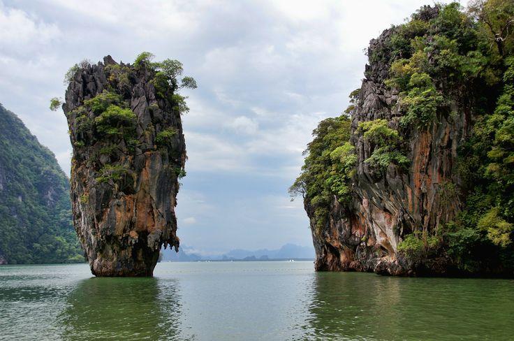 007도 찾아갔다는 태국의 아름다운 해변