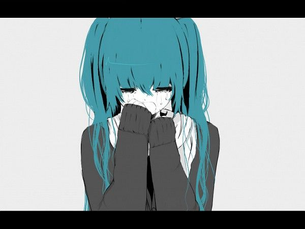 Tags: Anime, Hatsune Miku, Vocaloid, When the First Love Ends, Yupi (Artist)