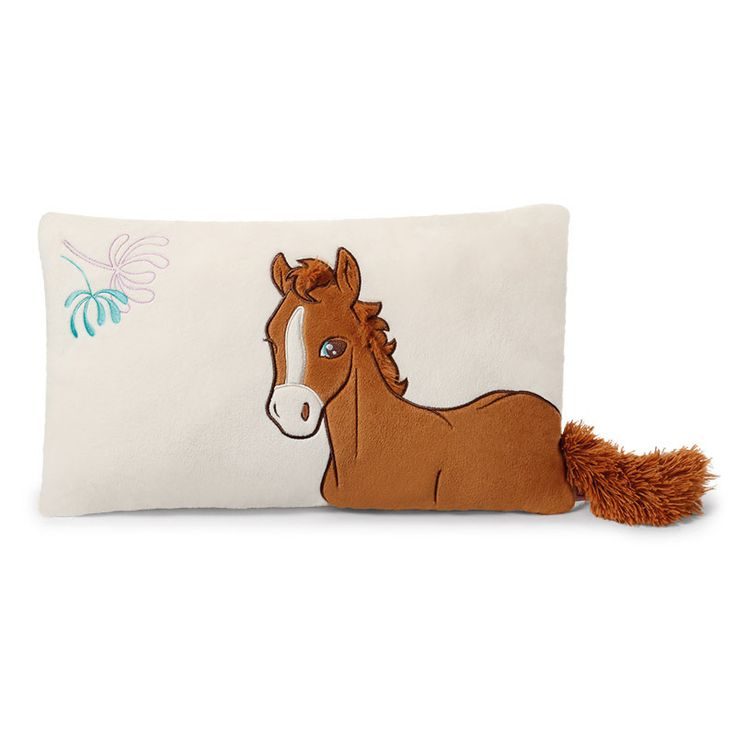 Cushion NICI Soulmates with foal Little