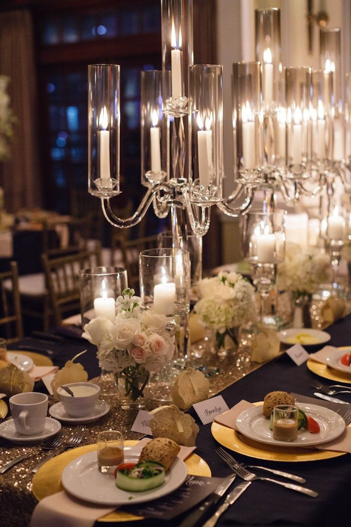 Featured Photographer: Koby Brown Photography; wedding centerpiece idea