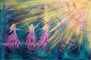 You shall praise His name with dancing...                 Psalms 149:3