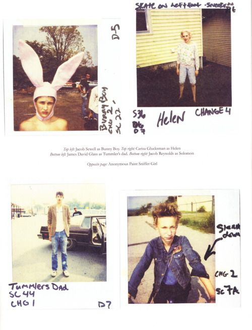 Ordinary Places Are Beautiful | Harmony Korine's Gummo: Found Polaroids