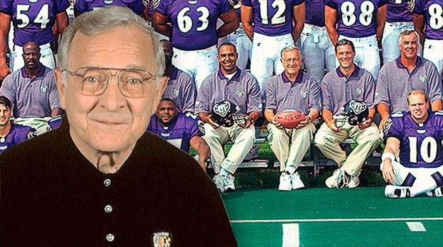 First Ravens Coach Ted Marchibroda Dies At 84