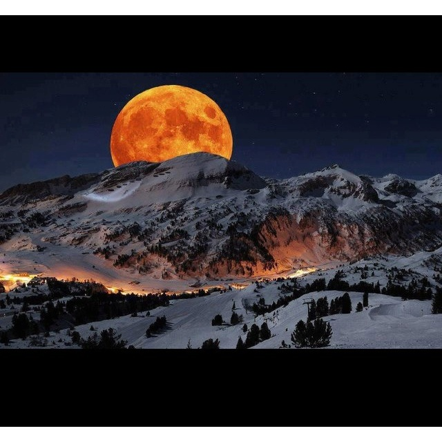 : Photos, Moonshine, Moonstruck, Supermoon