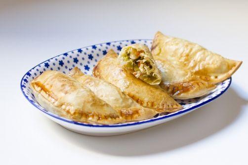 Empanadas de pollo para #Mycook http://www.mycook.es/receta/empanadas-de-pollo/
