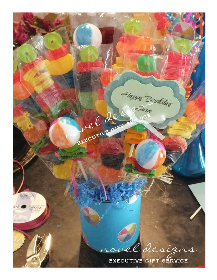 Best images about centerpieces gift bags