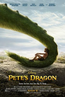 Pete's Dragon (2016) | Crackmovie.blogspot.com
