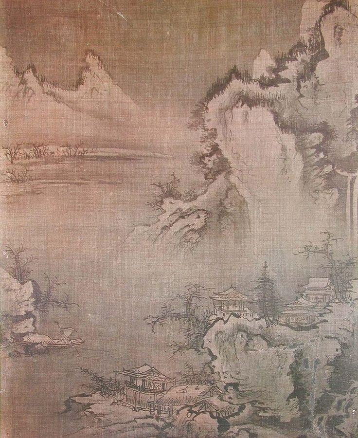 Ahn Gyeon-sasipalgyeongdo 7 chodong early winter - An Gyeon - Wikipedia, the free encyclopedia