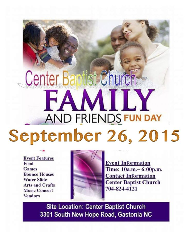 Upcoming Events | Family and Friends Day | Bethlehem Judah ... |Themes For Family And Friends