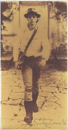 MoMA | The Collection | Joseph Beuys. We Are the Revolution (La rivoluzione siamo Noi). 1972