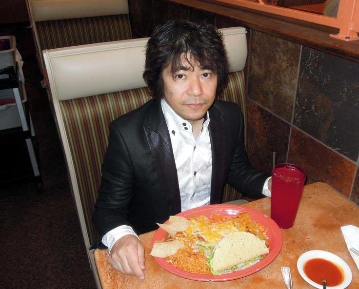 アルバカーキにあるLittle Anita's New Mexican Cafe(http://www.littleanitas.com/Little_Anitas.html)でメキシコ料理を食べました(2013年10月22日撮影).